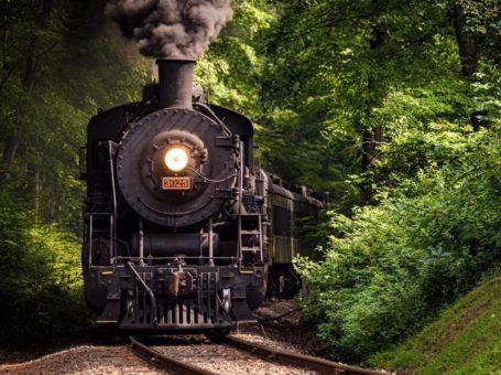 Essex Steam Train & Riverboat
