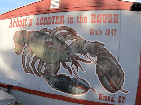 Abbott's Lobster in the Rough