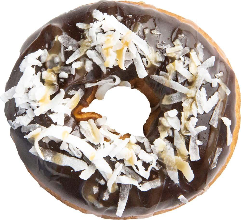 Blazing Fresh Donuts