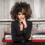 Kandace Springs female vocalist