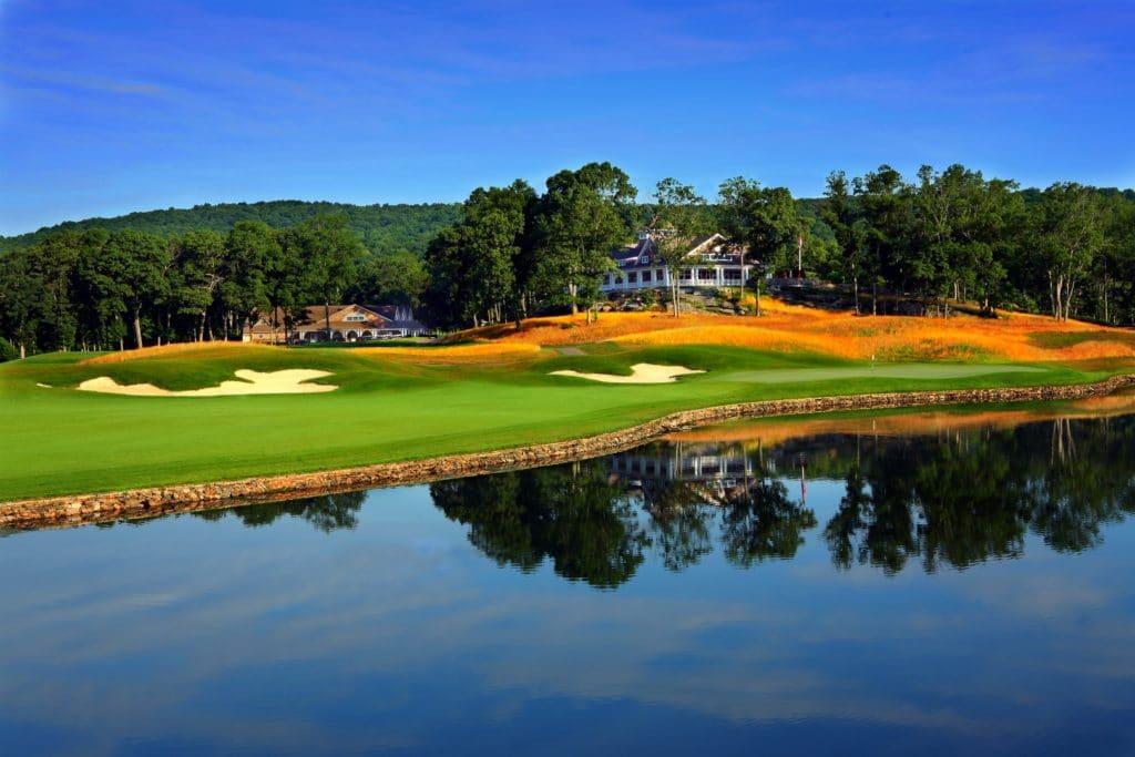 Fox Hopyard Golf Club - Water View
