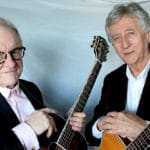 Peter Asher and Jeremy Clyde