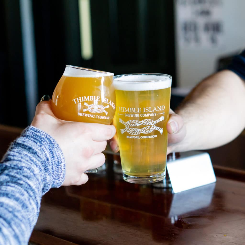 Thimble Island Brewery - For all craft beer lovers