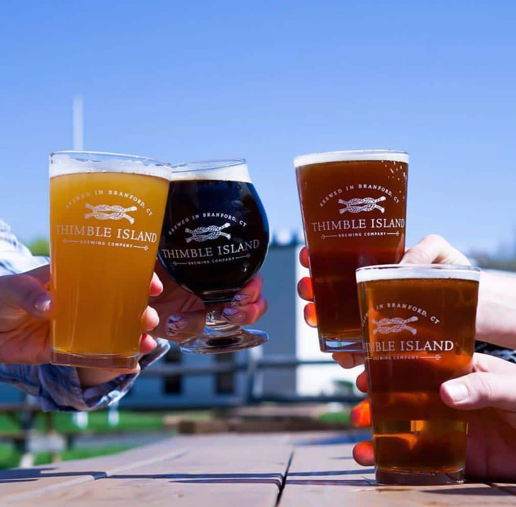 Thimble Island Brewery - Happy Hour