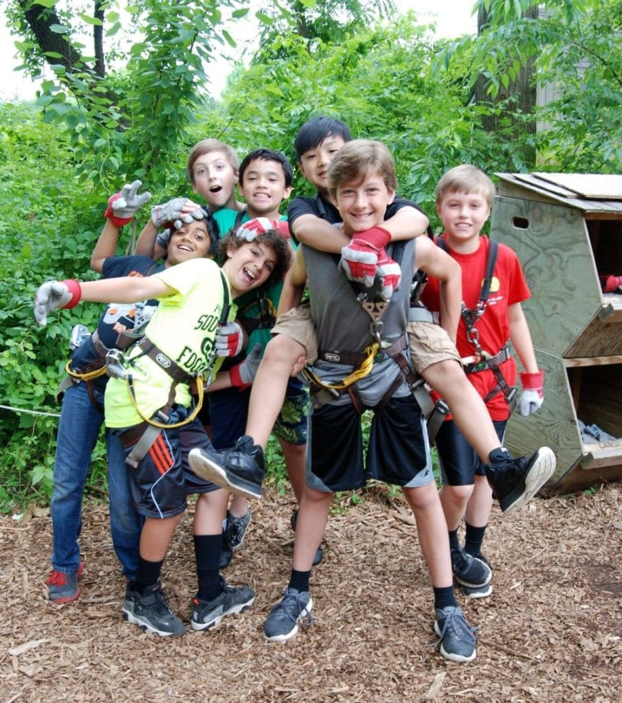 November is Scout Month -- Boy Scouts