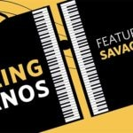 Dueling Pianos featuring Savage Pianos