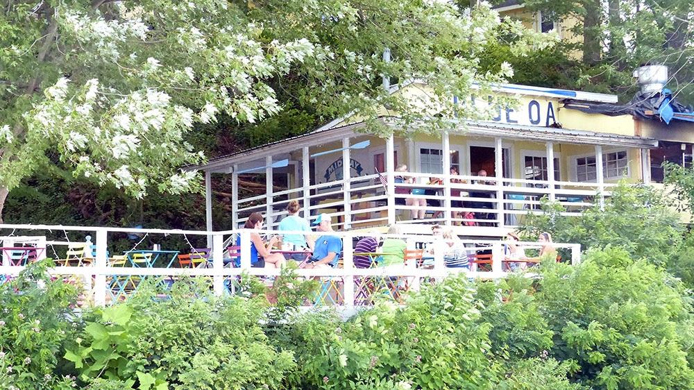 Town of Haddam - Blue Oar Restaurant
