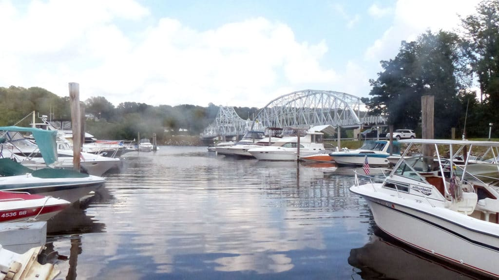 Town of Haddam - Swing Bridge and Boating