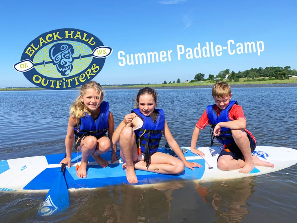 Summer Paddle-Camp - Great Summer Experience