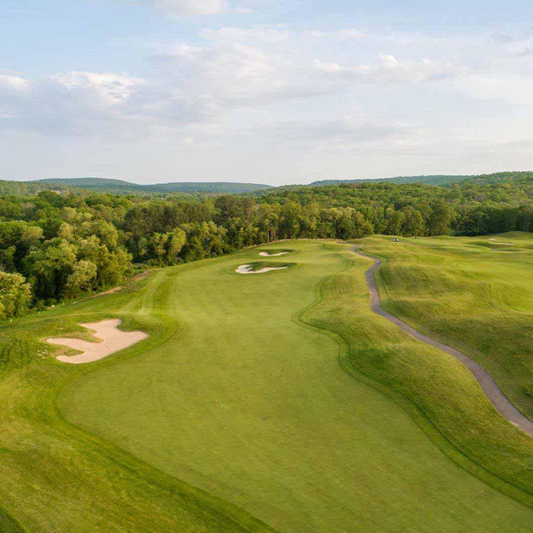 Fox Hopyard Golf Course 17th Hole