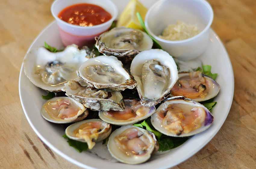Fresh Seafood Raw Bar