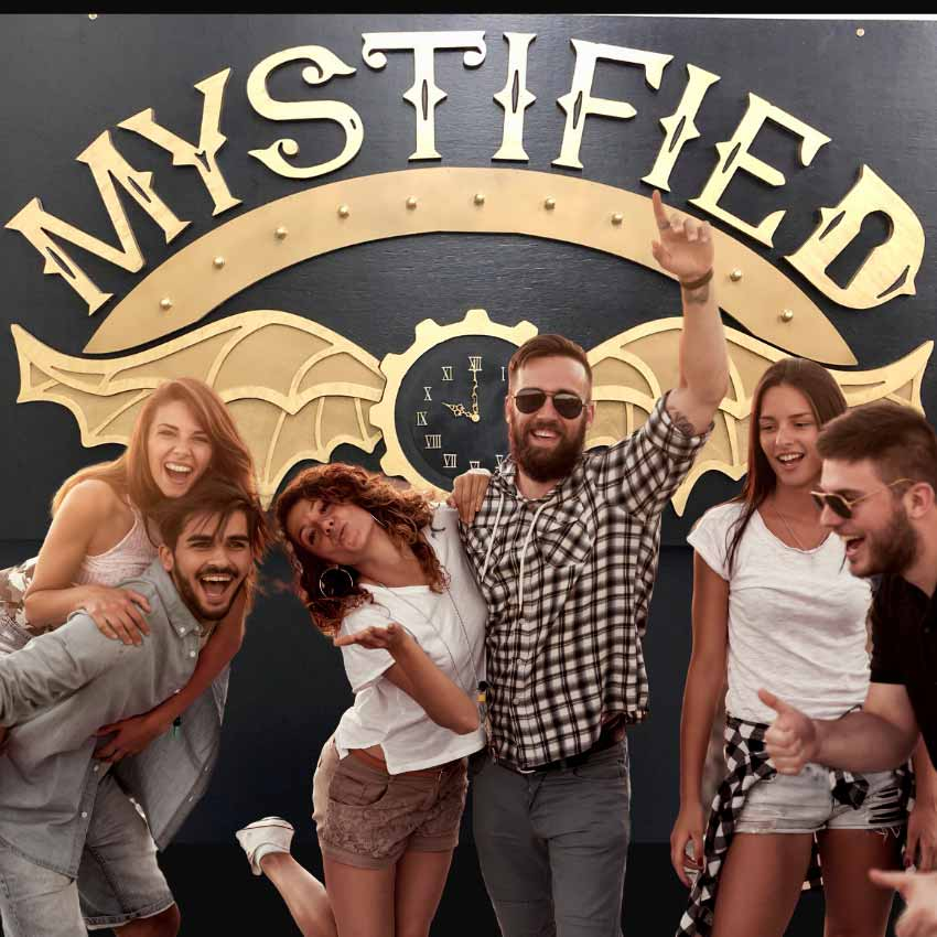 Mystified Escape Room -- Fun with Friends