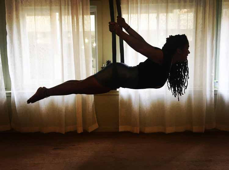 We offer a variety of classes for beginners to advanced practitioners, as well as meditations, aerial and special pop-up offerings