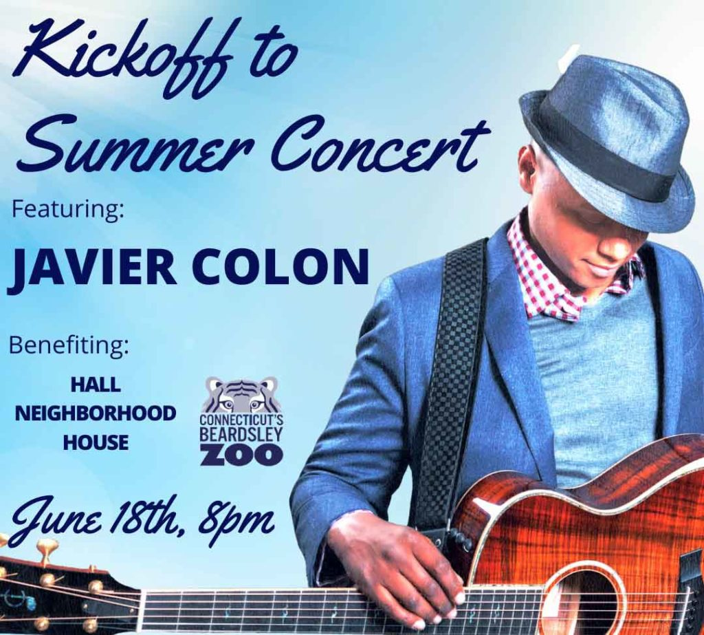 Kick off to Summer Concert featuring Javier Colon