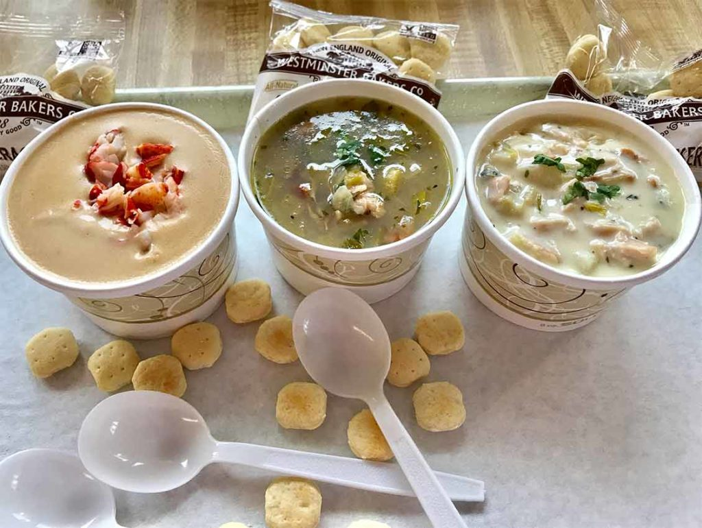 Award-Winning Chowders