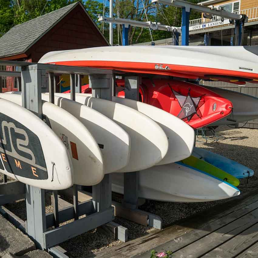Hamburg Cove Kayak & SUP Rental
