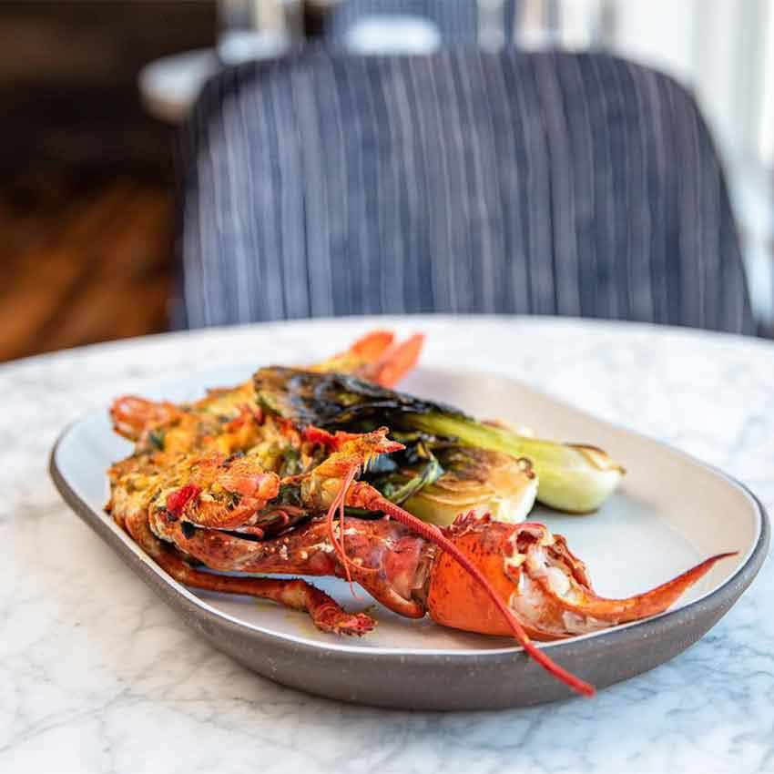 Live, Laugh, Eat Lobster