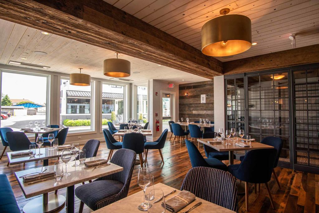Shipwrights Daughter, a dining experience
