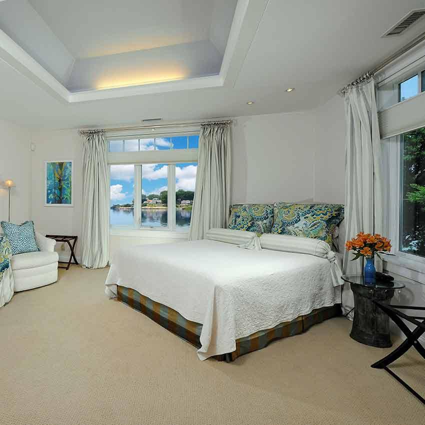Thimble Island Bed & Breakfast - Meech Heron Room
