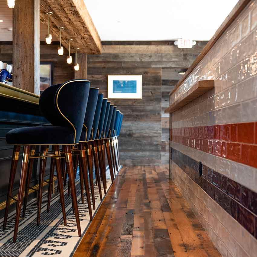 Shipwright's Daughter Bar